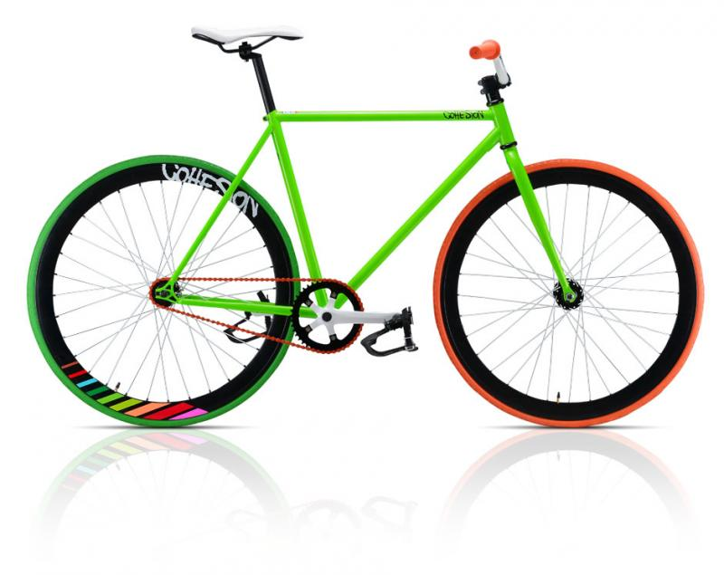 Fixed Gear 700C 2014