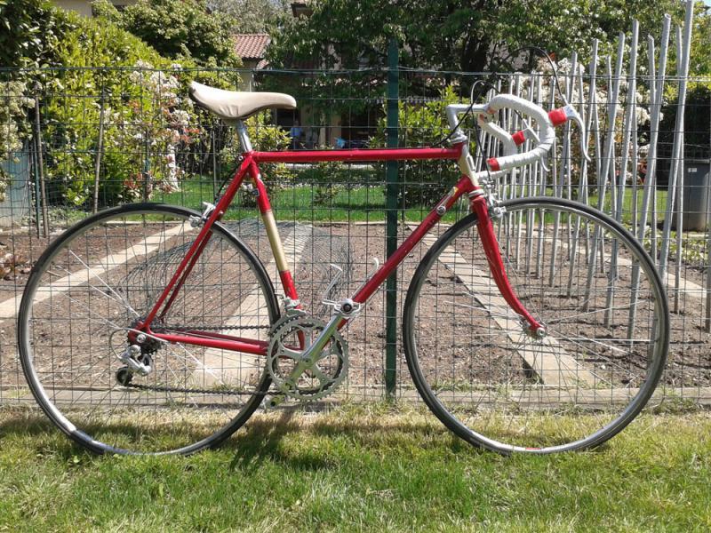 Bici vintage Kristall
