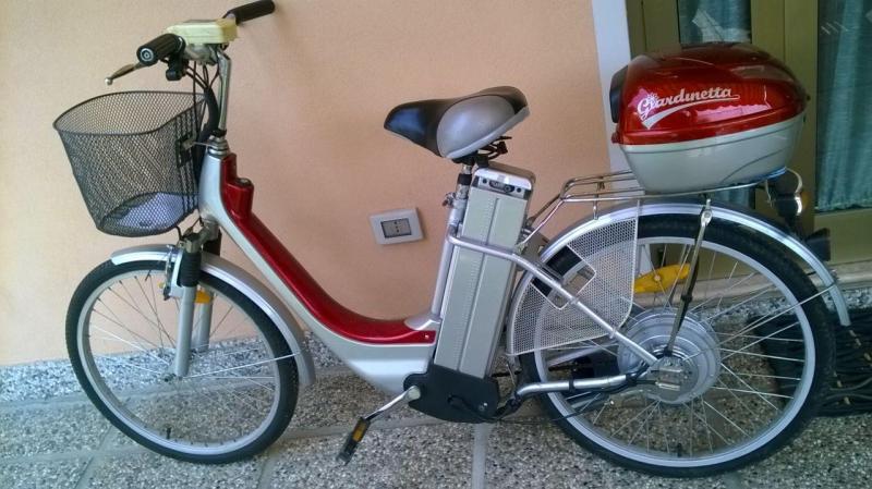 Vendo Bicicletta Elettrica Annunci Biciclette Vendita Bici Nuove