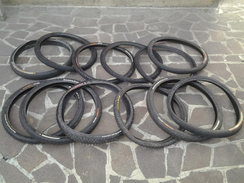 12 pneumatici gomme mtb 26 euro50