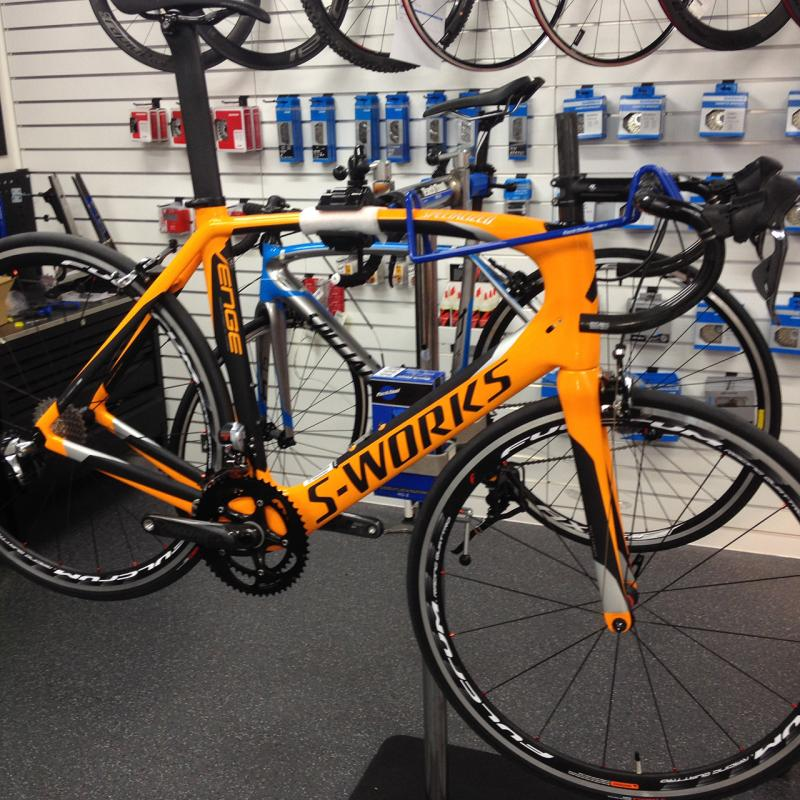 2014 Specialized S-Works Venge Dura-Ace