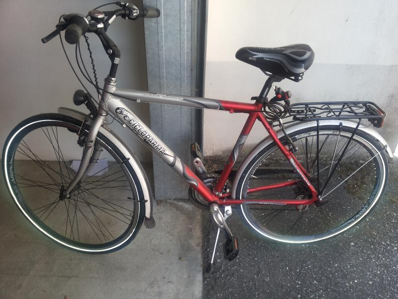 Bici Da Uomo Cicloparma Annunci Biciclette Vendita Bici Nuove E