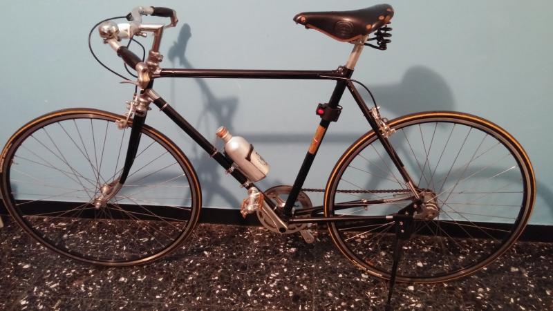 Bianchi Corsa 1947 restaurata