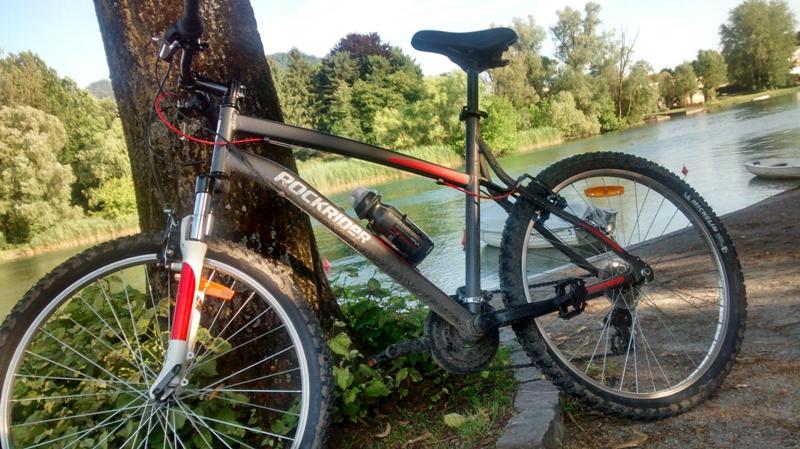 Mtb Rockrider 51 Ancora In Garanzia Annunci Biciclette Vendita