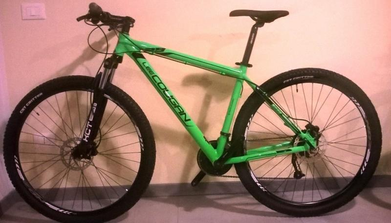 55 – MTB LEE COUGAN FRONT 29""